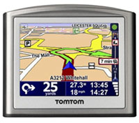 Refurbished TomTom One